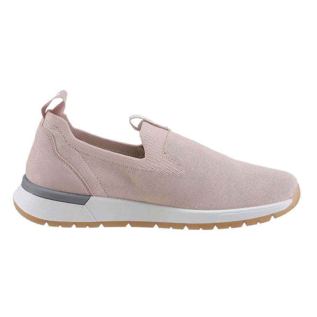 Ara Slip-On Sneaker »VENICE«, mit dehnbarem Einschlupf