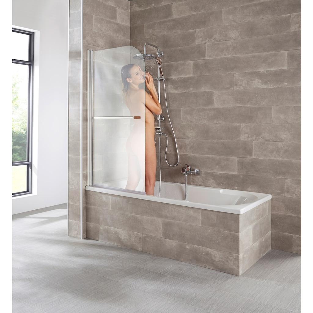 welltime Badewannenaufsatz »Badalona«, BxH: 80x140cm