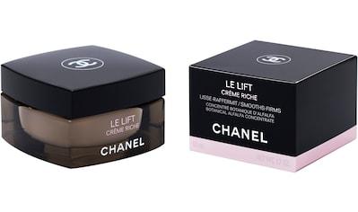 """CHANEL Anti - Aging - Creme """"Le Lift Crème Riche"""" kaufen"""