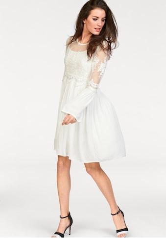 Aniston CASUAL Spitzenkleid (Set, 2 tlg.) kaufen