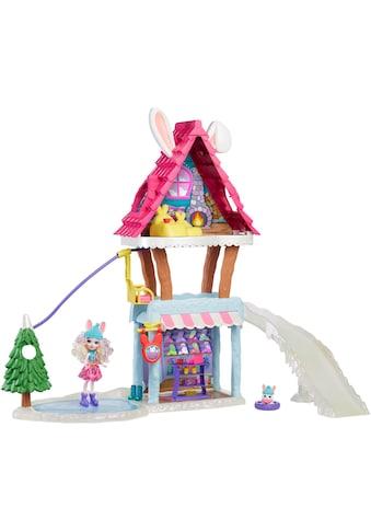Enchantimals Spielwelt »Enchantimals Hasen-Skihütte«, mit Bevy Bunny und Jump kaufen