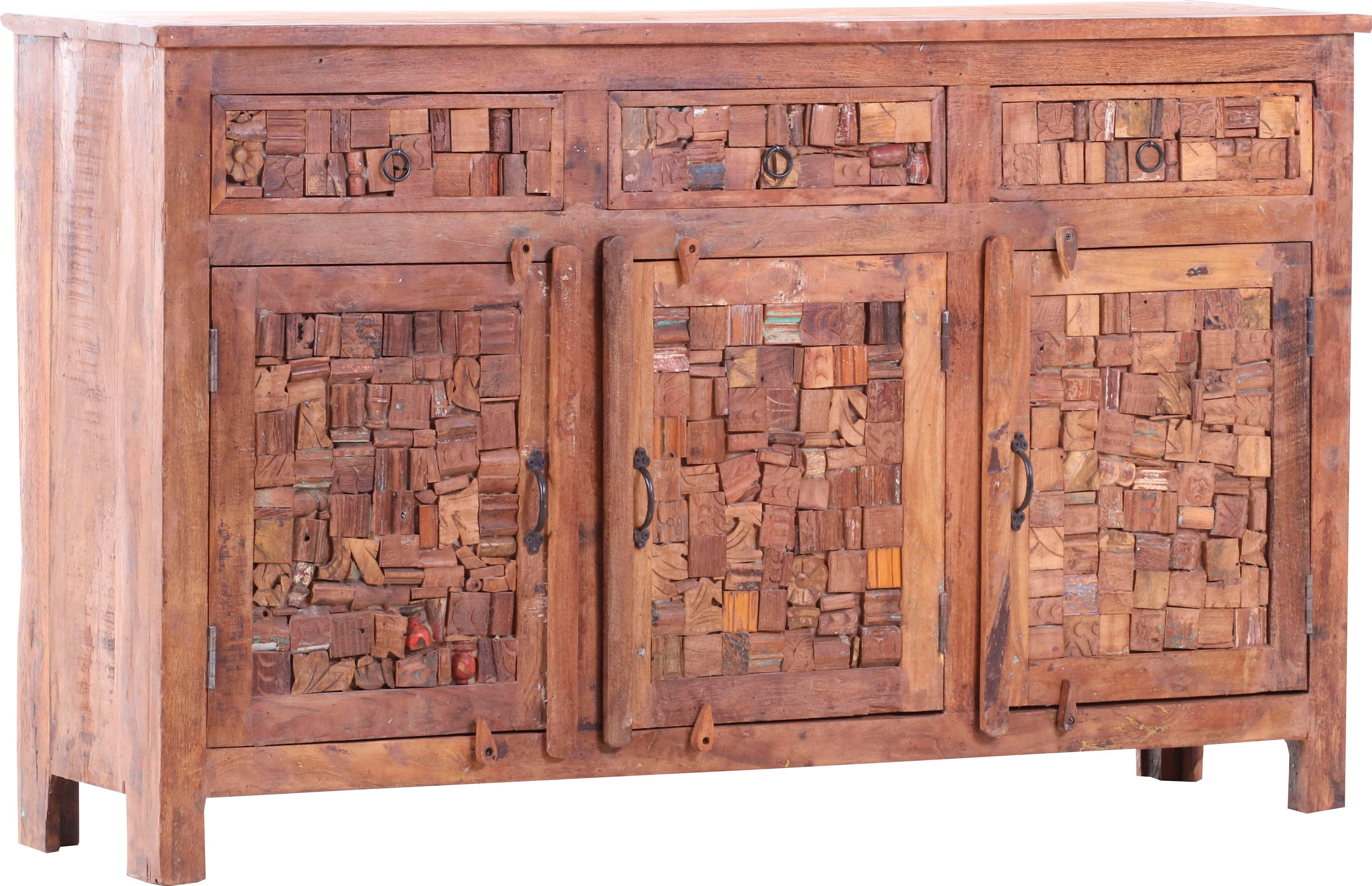 Gutmann Factory Sideboard Puzzle