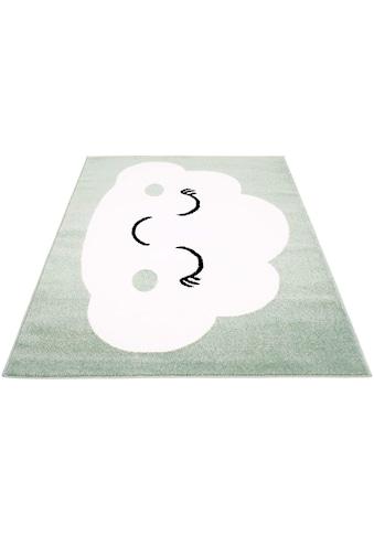 Kinderteppich, »Bubble Kids 1324«, Carpet City, rechteckig, Höhe 11 mm, maschinell gewebt kaufen