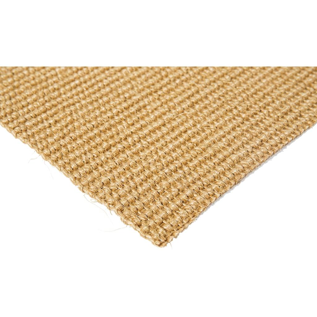 Andiamo Teppich »Salvador«, rechteckig, 6 mm Höhe, Meterware, Breite 400 cm, Länge frei wählbar, strapazierfähig