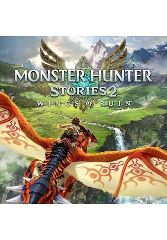 Nintendo Switch Spiel »Monster Hunter Stories 2: Wings of Ruin«, Nintendo Switch kaufen