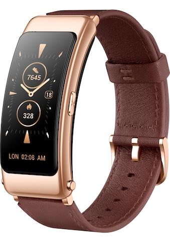 Huawei HUAWEI TalkBand B6 Classic Smartwatch (3,89 cm / 1,53 Zoll, Huawei Lite OS) kaufen