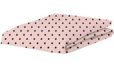 Spannbettlaken »What the Dot«, Covers & Co kaufen