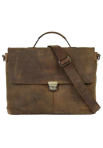 Harold's Aktentasche, abschließbar kaufen