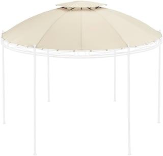 ersatzdach f r pavillon 350 x 350 cm auf rechnung baur. Black Bedroom Furniture Sets. Home Design Ideas