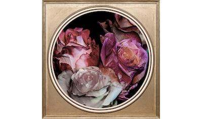 queence Acrylglasbild »Blumen« kaufen