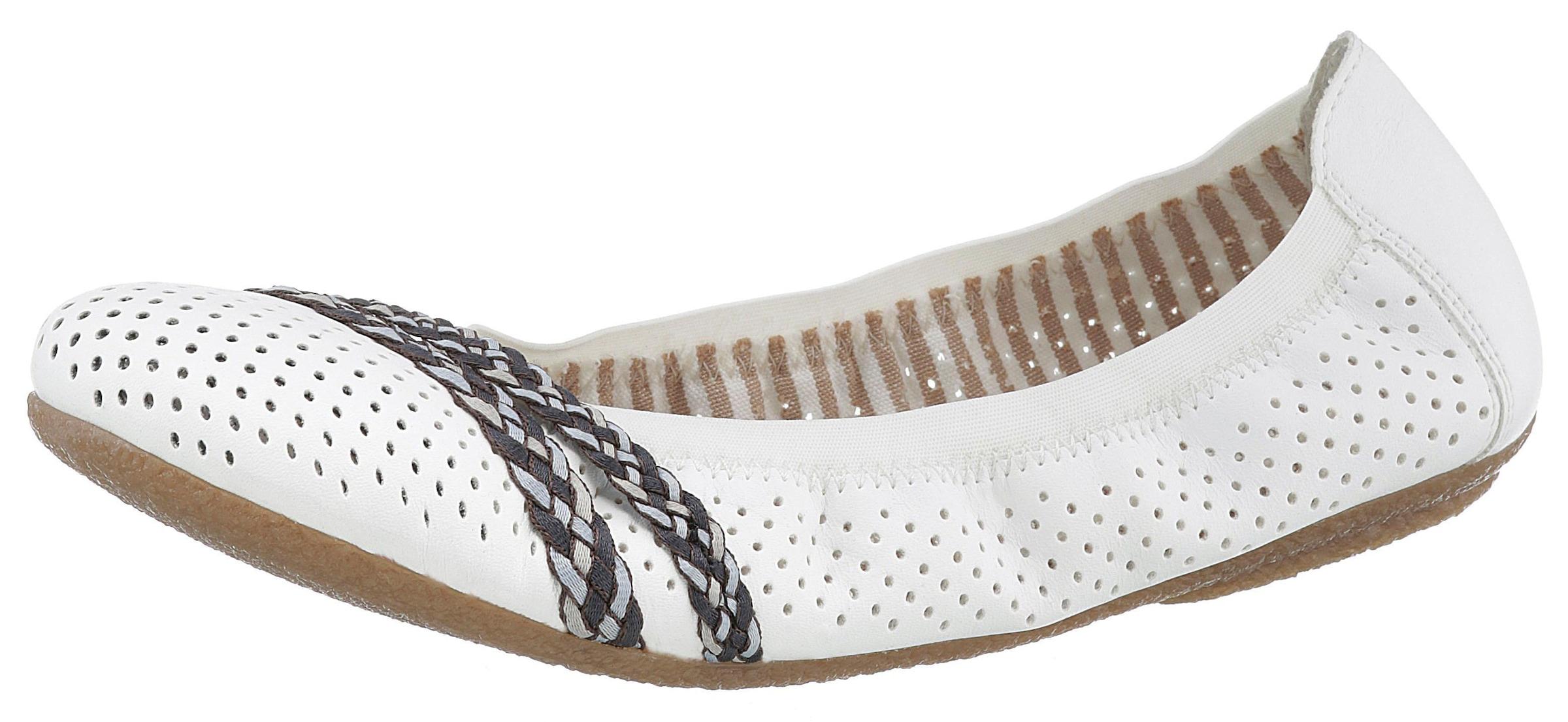 Rieker Sneaker Ballerinas per Rechnung | BAUR