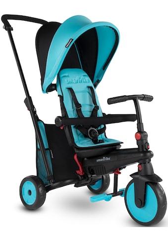smarTrike® Dreirad »FoldingTrike STR3, Blau«, mit verstellbarem Sonnenschutzdach kaufen