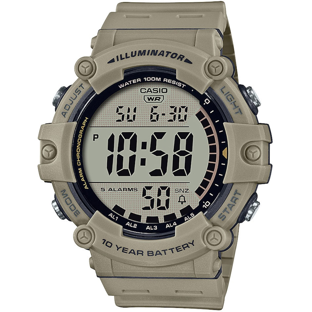Casio Collection Chronograph »AE-1500WH-5AVEF«