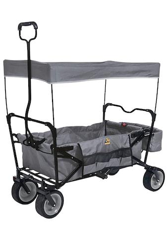 PINOLINO Bollerwagen »Paxi«, BxTxH: 124x59x102 cm kaufen