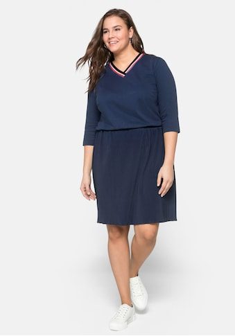 Sheego Jerseykleid kaufen