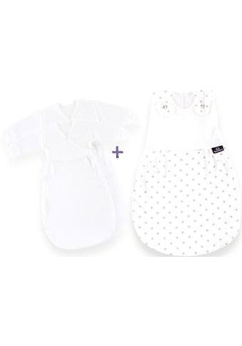 Träumeland Babyschlafsack »Set Sternchen« ((Packung, 3 - tlg., 3er - Pack)) kaufen