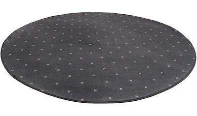 Teppich, »Oxford«, Living Line, rund, Höhe 7 mm, maschinell getuftet kaufen