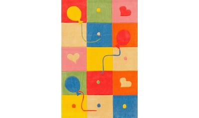 Kinderteppich, »Kids 1361«, Böing Carpet, rechteckig, Höhe 10 mm, handgetuftet kaufen