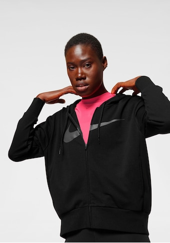Nike Kapuzensweatshirt »Nike Dri - FIT Get Fit Women's Full - Zip Fleece Training Hoodie« kaufen