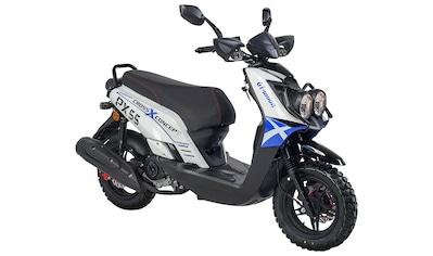 GT UNION Motorroller »PX 55 Cross-Concept«, 3 PS, EURO 5 kaufen