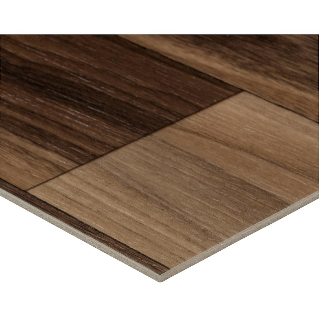 Bodenmeister Vinylboden »PVC Bodenbelag Schiffsboden«, Meterware, Breite 200/300/400 cm