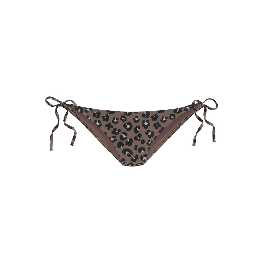 Calvin Klein Bikini-Hose »Leo«, in knapperer Form