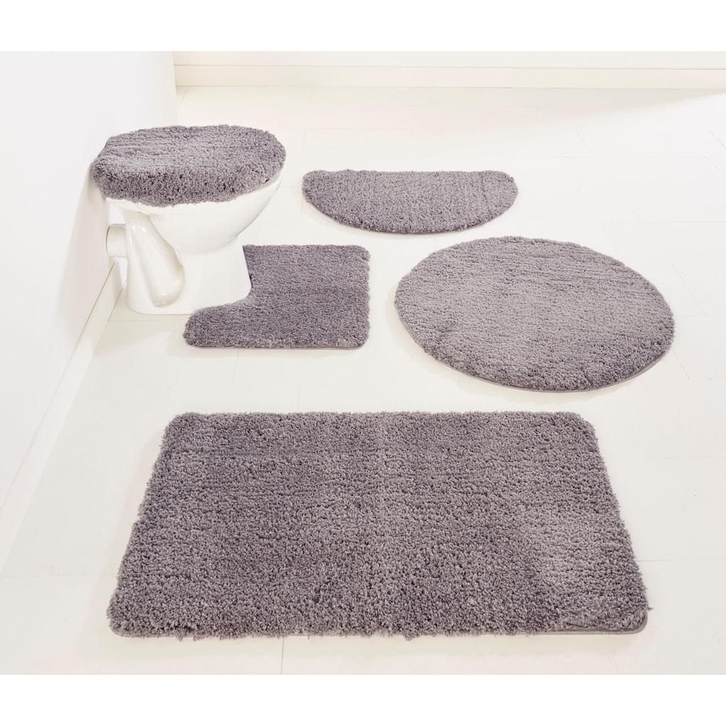 LeGer Home by Lena Gercke Badematte »Narami«, Höhe 30 mm, rutschhemmend beschichtet, fußbodenheizungsgeeignet, Besonders weich durch Microfaser