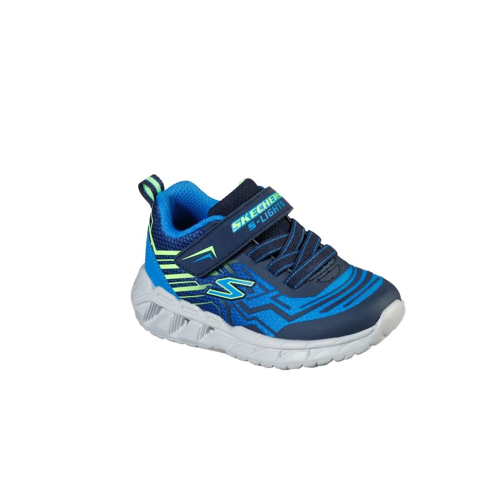 Skechers Kids Sneaker »MAGNA-LIGHTS - BOZLER«, mit blinkender Sohle