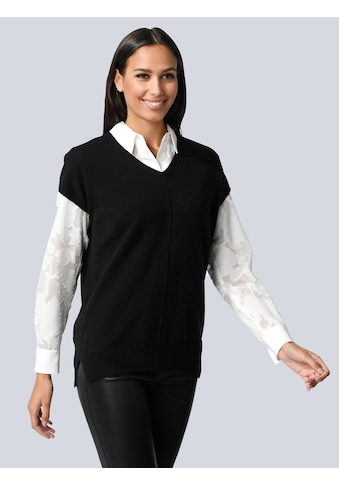 Alba Moda Kaschmirpullover, aus reinem Kaschmir kaufen