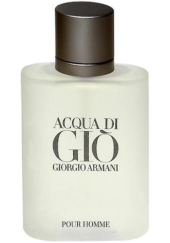 """Giorgio Armani After - Shave """"Acqua di Gio"""" kaufen"""