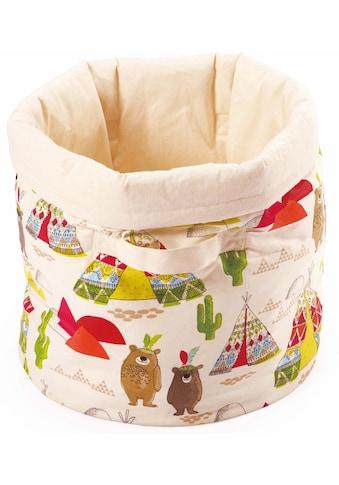 Käthe Kruse Aufbewahrungsbox »Bärenland Spielzeugtasche« kaufen