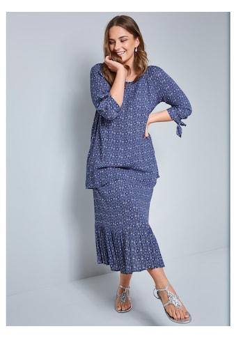 Janet & Joyce by HAPPYsize Klassische Bluse, aus Viskose kaufen