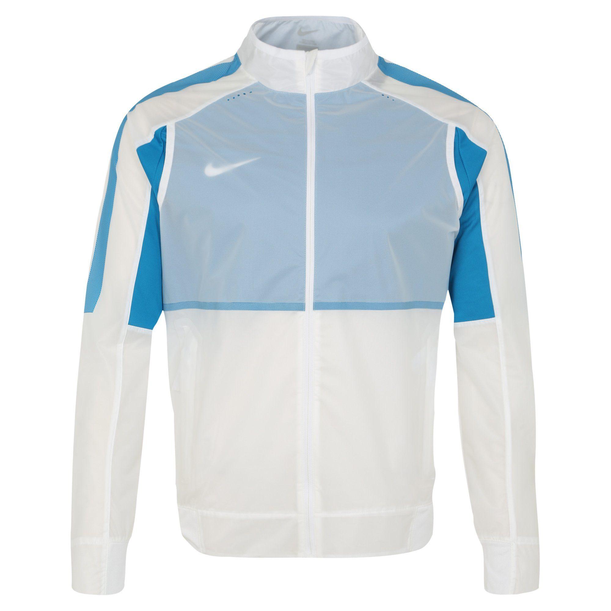 Nike Trainingsjacke Nike Select Revolution Trainingsjacke Herren | Sportbekleidung > Sportjacken > Trainingsjacken | Weiß | Nike