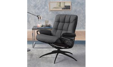 Stressless® Relaxsessel »London«, Low Back, mit Star Base, Gestell Schwarz kaufen