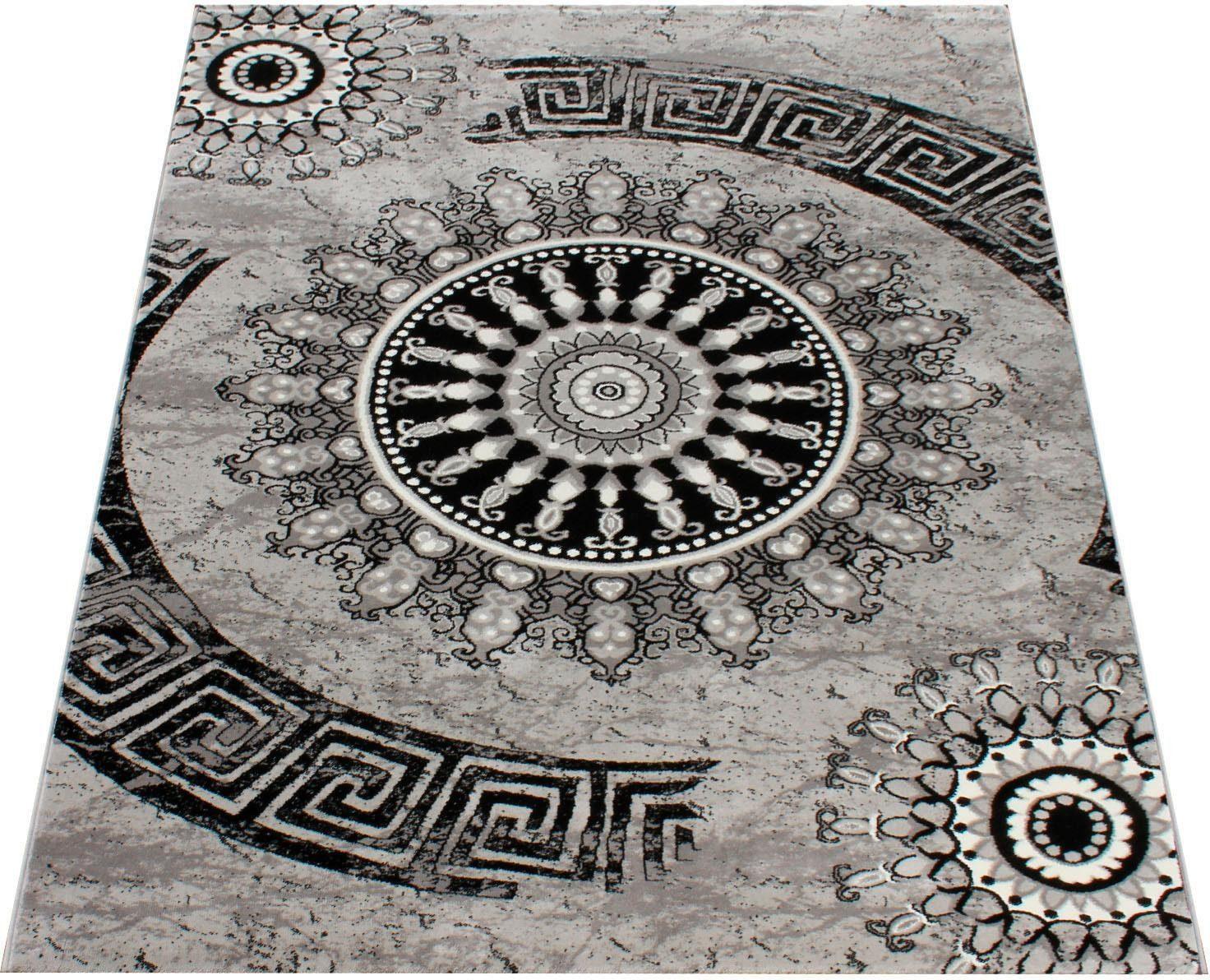 Teppich Tibesti 447 Paco Home rechteckig Höhe 16 mm maschinell gewebt