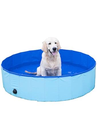 ABUKI Hundepool ØxH: 120x30 cm kaufen