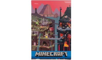 Reinders! Poster »Minecraft«, (1 St.) kaufen