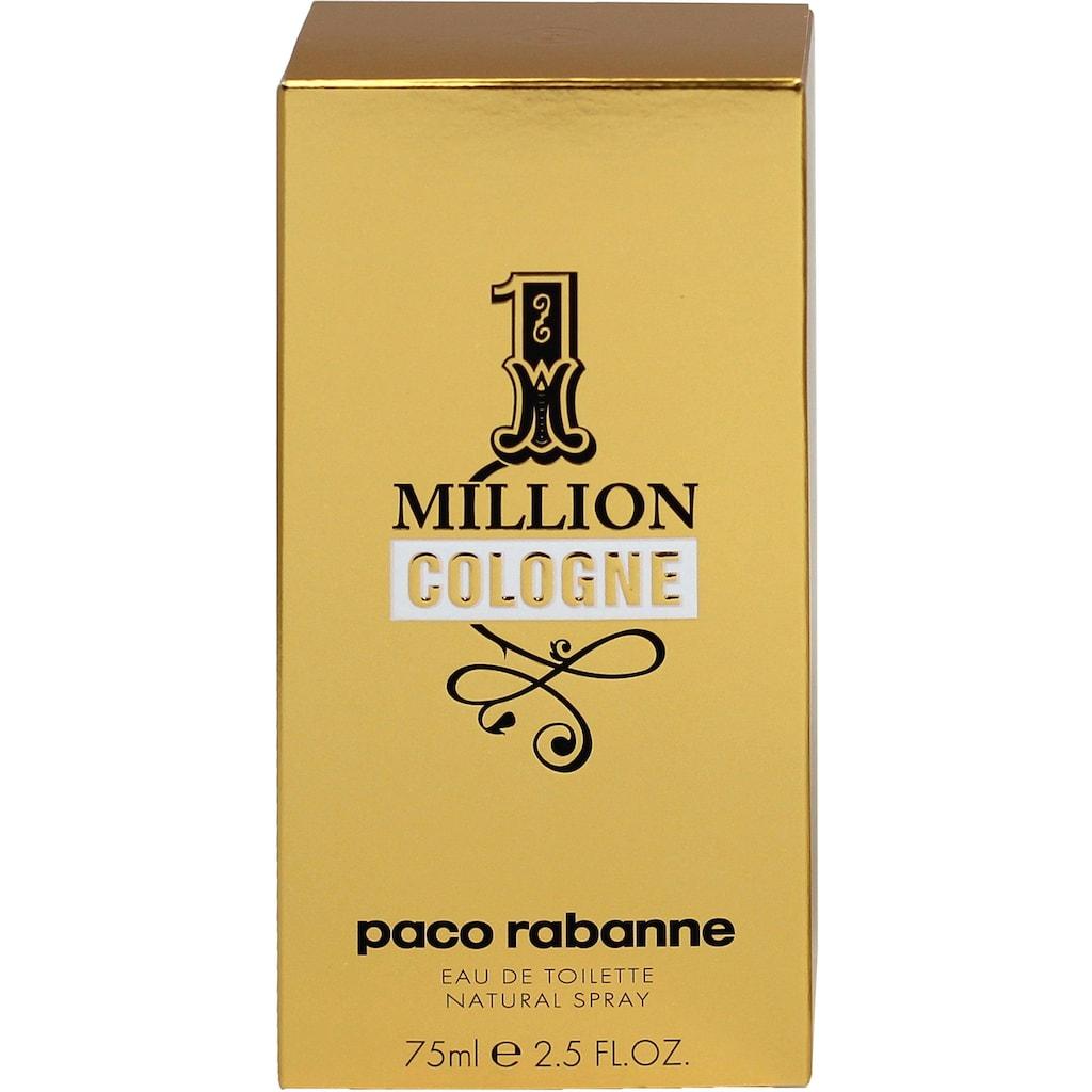 paco rabanne Eau de Toilette »1 Million Cologne«