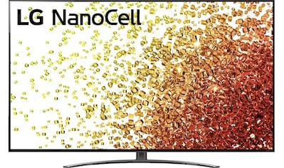 "LG LCD-LED Fernseher »86NANO919PA«, 217 cm/86 "", 4K Ultra HD, Smart-TV, (bis zu... kaufen"