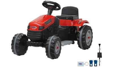 JAMARA Elektroauto »Traktor Strong Bull«, für Kinder ab 3 Jahre, 6 Volt kaufen