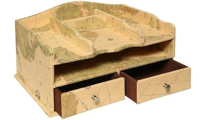 Ambiente Haus Organizer »Welt Schreibtisch Organisiere 34cm«, (1 St.) kaufen