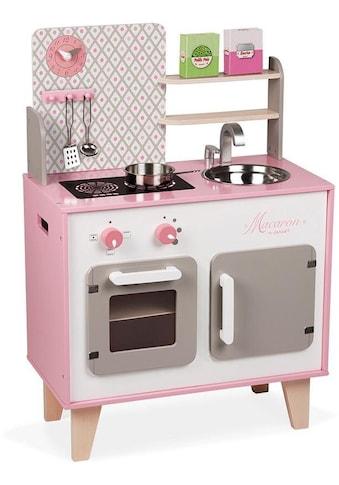 """Janod Spielküche """"Macaron"""", Holz kaufen"""