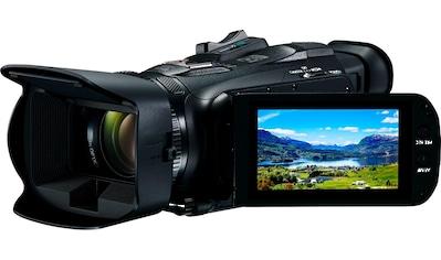 Canon »Legria HF - G26 schwarz« Camcorder (Full HD, 20x opt. Zoom) kaufen