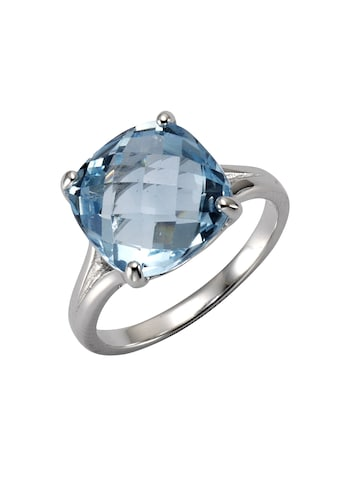 Zeeme Ring »925/ -  Sterling Silber rhodiniert Blautopas« kaufen