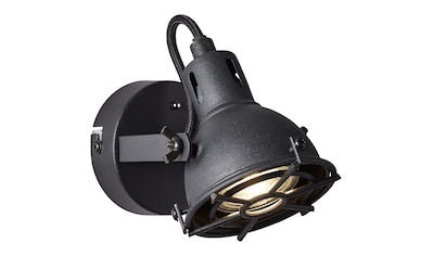 Brilliant Leuchten Jesper LED Wandspot schwarz korund kaufen