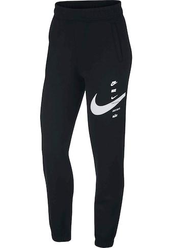 Nike Sportswear Jogginghose »WOMEN SWOOSH PANT FLEECE PLUS SIZE« kaufen
