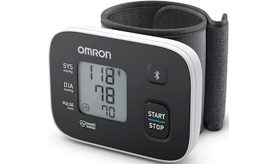 Omron Handgelenk-Blutdruckmessgerät »RS3 Intelli IT (HEM-6161T-D)«, mit... kaufen