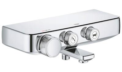 GROHE Wannenthermostat »Grohtherm Smartcontrol«, für Wandmontage, Thermostat - Batterie, DN 15 kaufen