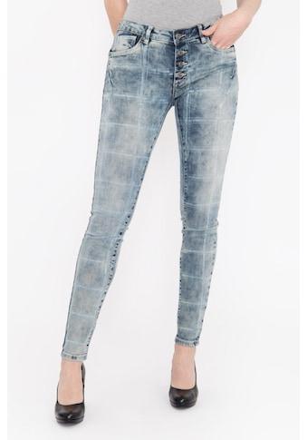 Blue Monkey Skinny - fit - Jeans »Alexis 1720« kaufen