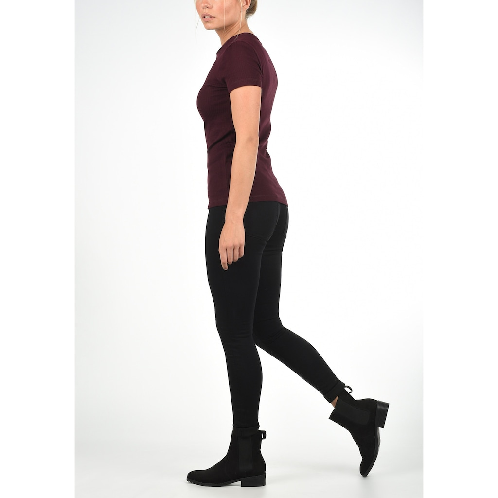 JACQUELINE de YONG Skinny-fit-Jeans »Feli«, Denim Hose mit Fake-Taschen